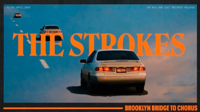 The Strokes lanzan su nuevo single 'Brooklyn Bridge To Chorus'