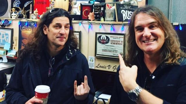 Miembros de Megadeth y Anthrax se unen para lanzar un álbum juntos