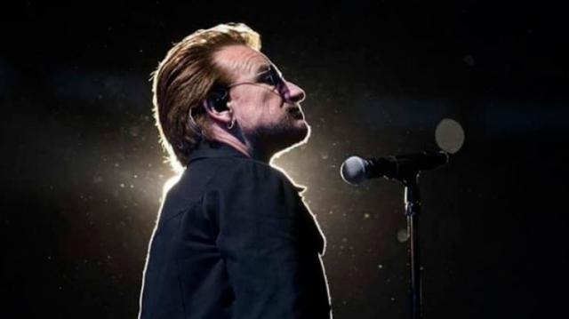 U2 comienzan su gira 'Experience + Innoncence' 2018