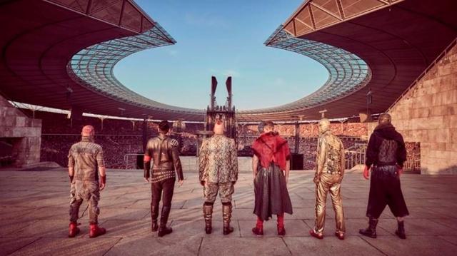 Rammstein se presentarán en el Foro Sol
