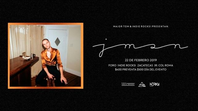 JMSN se presentará en el Foro IndieRocks!