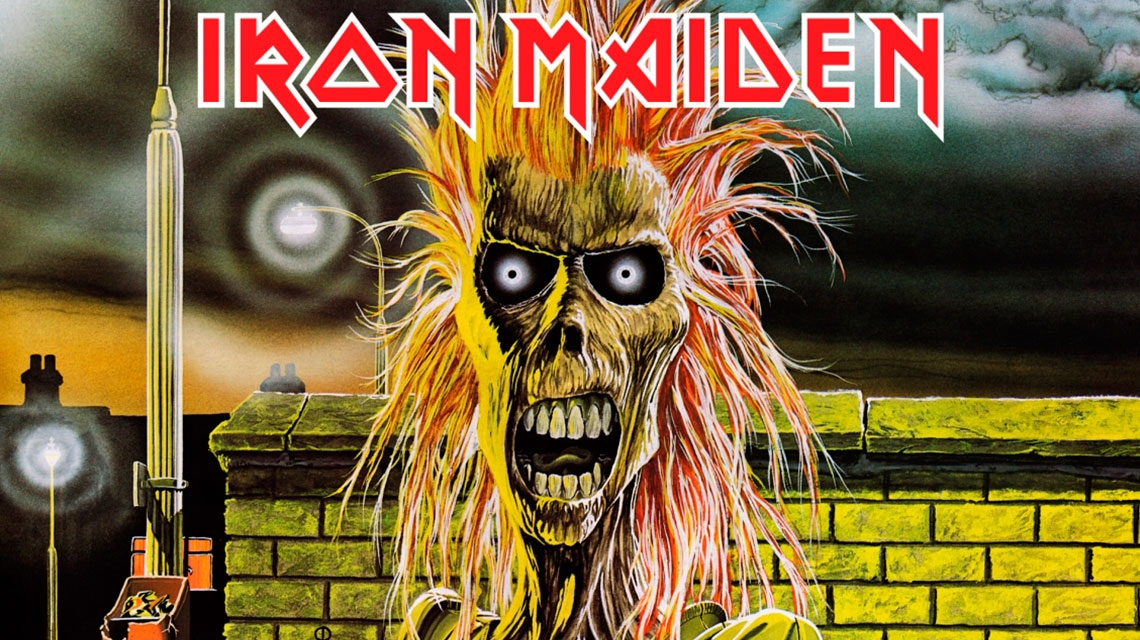 Iron Maiden, a 40 años de su álbum debut