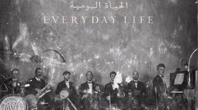Coldplay lanzan su nuevo disco 'Everyday Life'