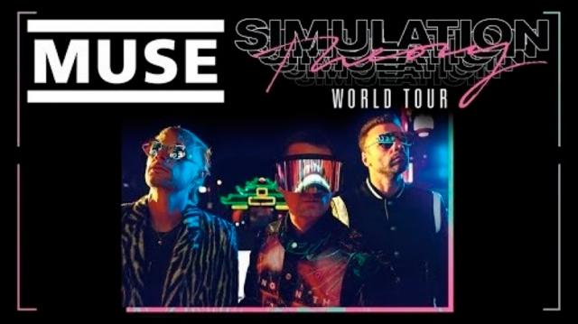 Muse anuncian tour mundial para 2019