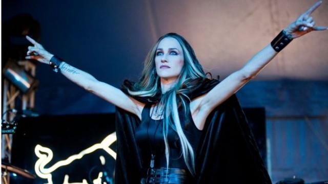 Muere Jill Janus, vocalista de Huntress