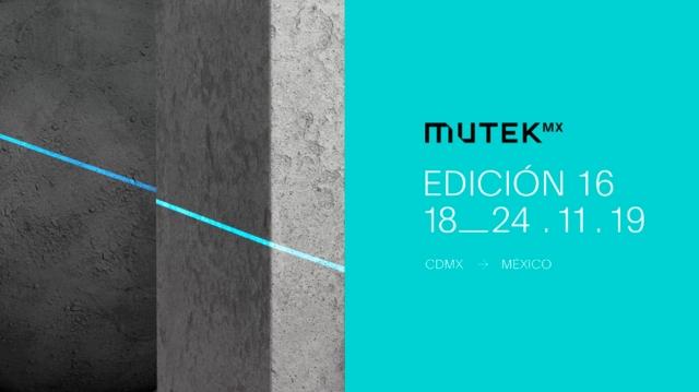 Inició MUTEK.MX Edición 16