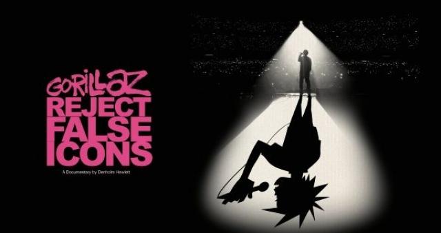 Gorillaz, listos para el estreno de su película 'Reject False Icons'