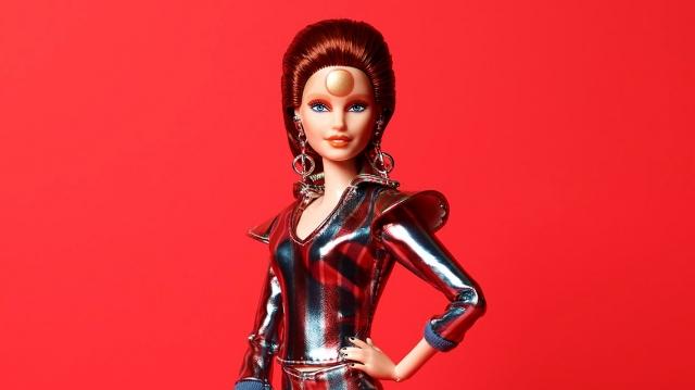 Mattel rinde homenaje a David Bowie