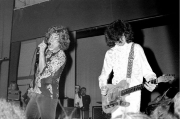 Led Zeppelin, a 52 años de su debut en vivo