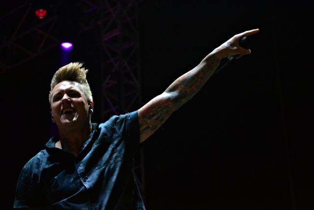 Papa Roach y Good Charlotte triunfan en México