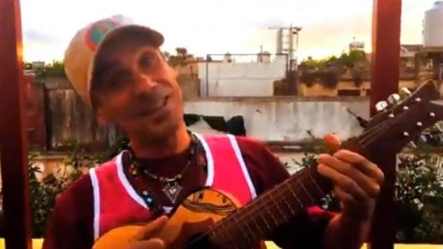 Manu Chao dedicó canción a River Plate