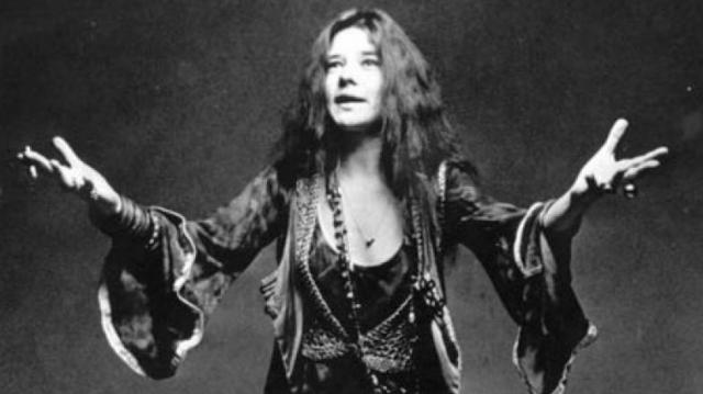 Miles recuerdan a Janis Joplin y siguen buscando su tumba