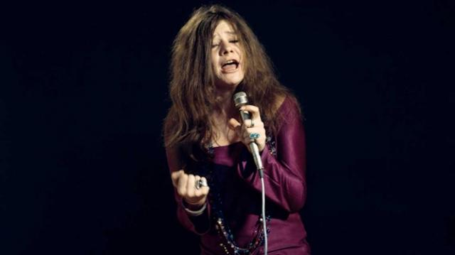 El mundo celebra cumpleaños 76 de Janis Joplin