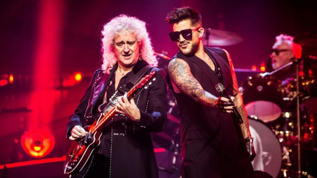 Queen y Adam Lambert se presentarán en los Oscars