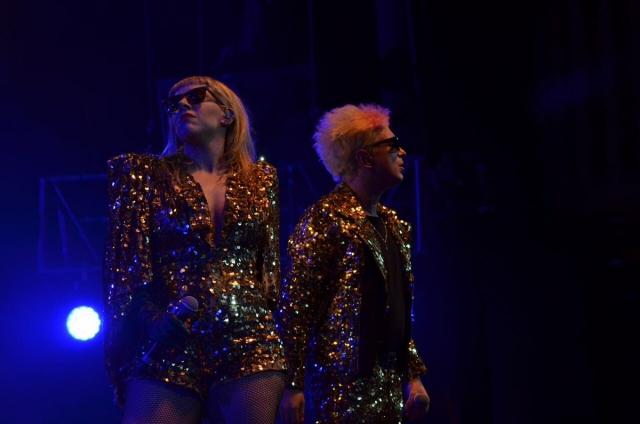 Miranda! dan destacado show en el Teatro Metropólitan