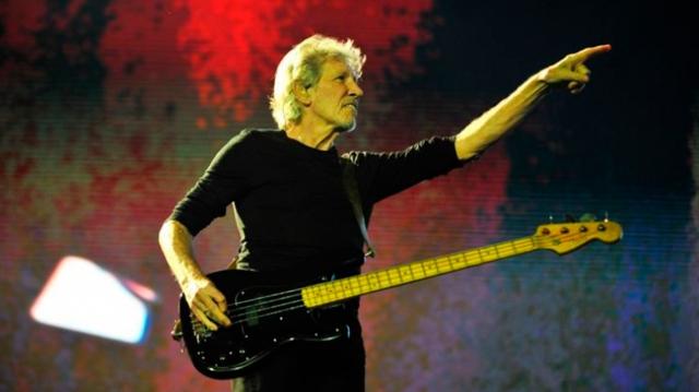 Roger Waters pide boicotear Eurovisión