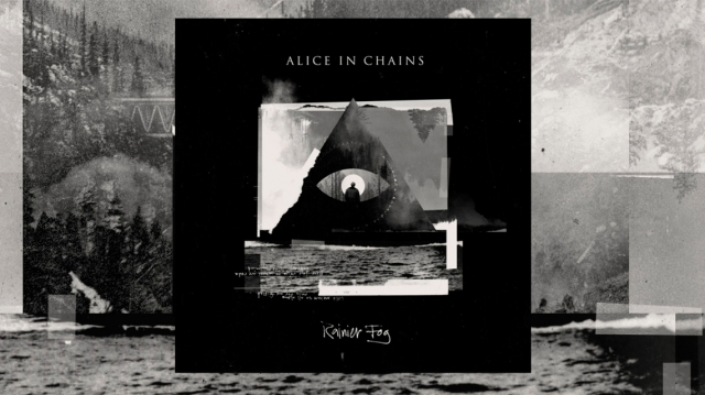 Alice In Chains y el éxito de su álbum 'Rainier Fog'