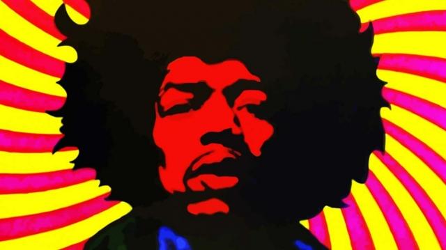 Dulces de marihuana marca Jimi Hendrix