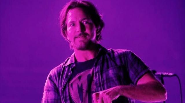 Eddie Vedder anuncia gira en solitario