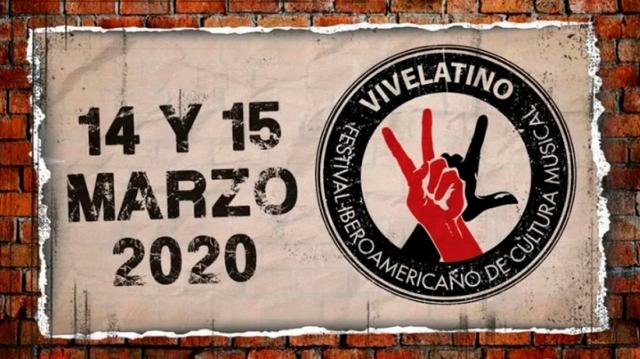 Vive Latino prepara el cartel para su edición 2020