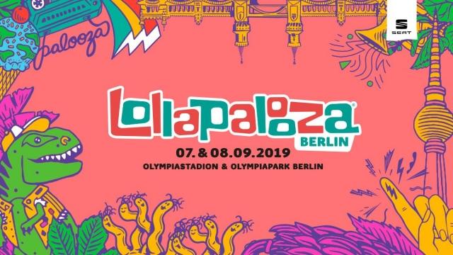 Twenty One Pilots, Kings Of Leon y más confirmados para el Lollapalooza Berlin