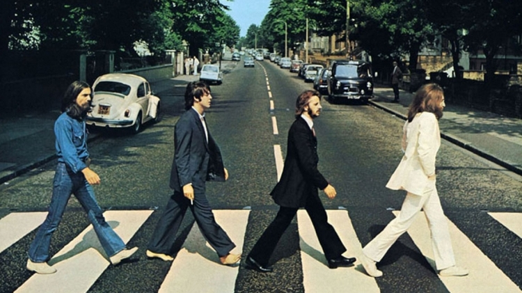49 años de The Beatles en Abbey Road