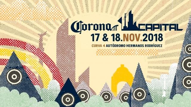 Corona Capital 2018 - Un festival sin barreras