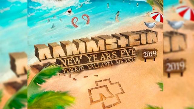 ¿Quieres ver a Rammstein en Puerto Vallarta?