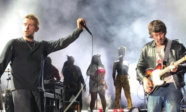 Gorillaz realizaron cover a 'Song 2' de Blur