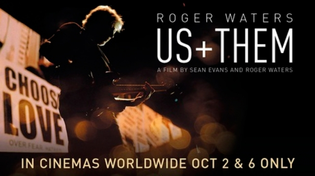 Roger Waters ha estrenado su película 'Us + Them'