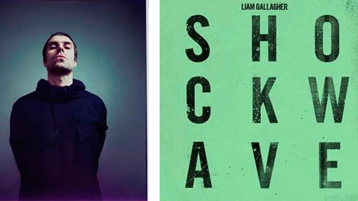Liam Gallagher estrenó en directo su single