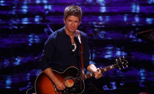 Noel Gallagher recordó a Oasis en la ceremonia de #TheBest