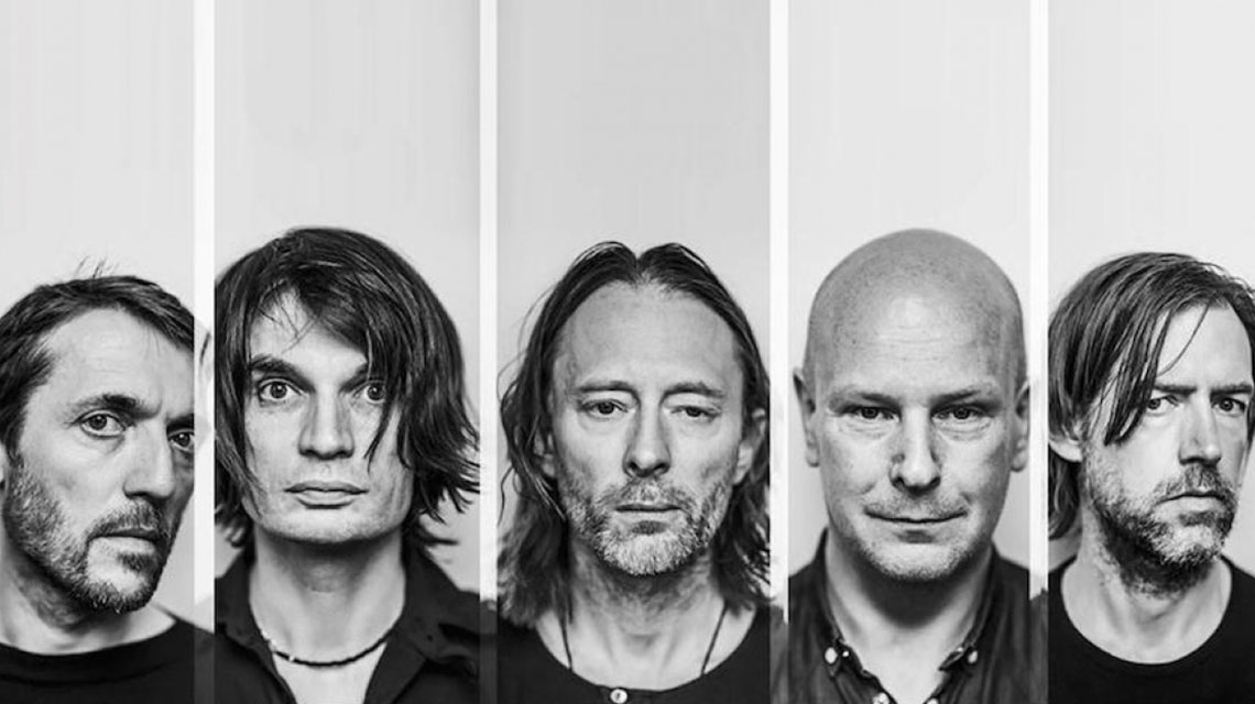 Radiohead lanzan en streaming el tema 'Ill Wind'