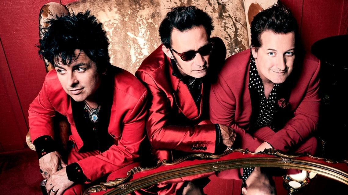 Green Day sorprende con 'Fear, Ready, Aim' como nuevo adelanto del álbum