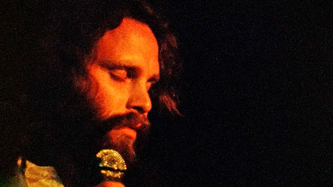 Estrenan trailer de 'The Doors: Live at the Isle of Wight Festival 1970'