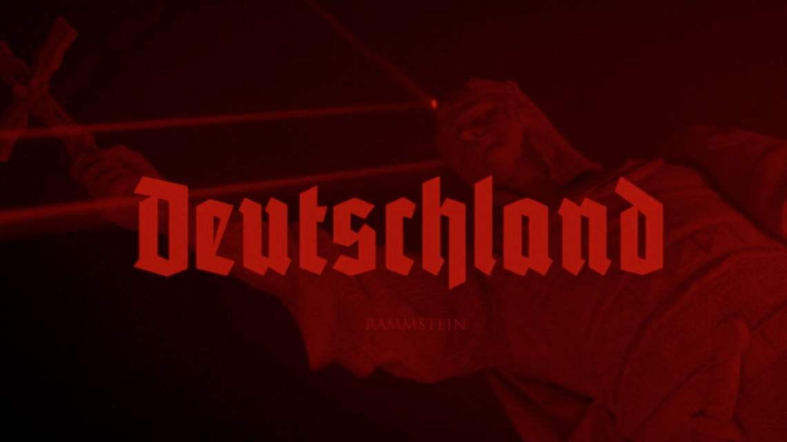 Rammstein regresan con su nuevo single 'Deutschland'