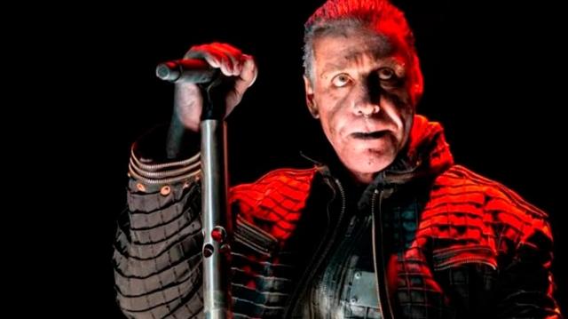 Internan a Till Lindemann, vocalista de Rammstein