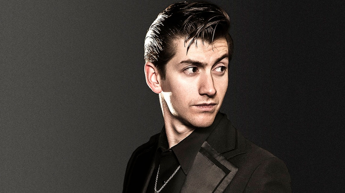 Alex Turner y su debut como productor