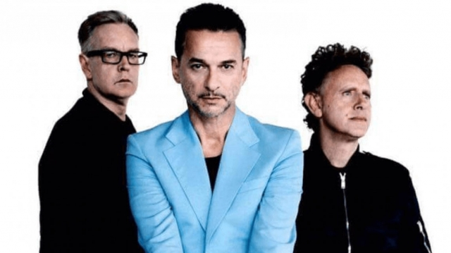 Depeche Mode comparten el cover del  tema 'Heroes' de David Bowie
