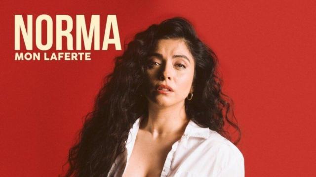 Mon Laferte anunció su nuevo disco 'Norma'
