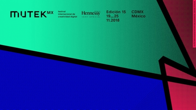 Todo listo para el 15 Aniversario de MUTEK.MX
