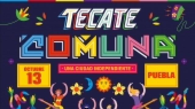 Se acerca el show de DLD en el Tecate Comuna 2018