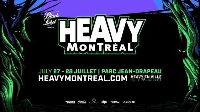 Slayer, Evanescence, Ghost confirmados para el festival Heavy Montreal