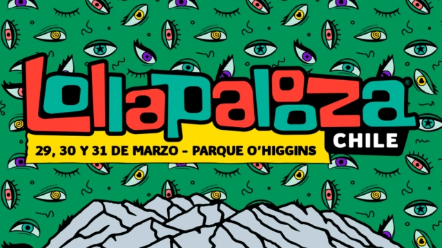 Lollapalooza Chile 2019 anuncia su line up