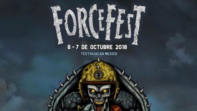 Conoce los escenarios del esperado Open Air Force Fest 2018