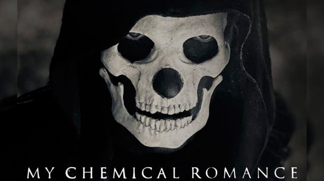 My Chemical Romance alistan el inicio de su tour 2020