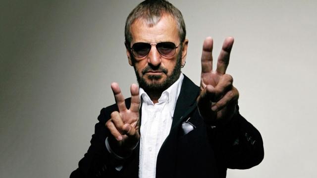 Ringo Starr se convierte en 'Sir'