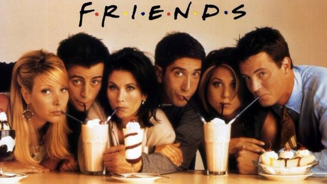 24 años de 'Friends' y su relación con el Rock