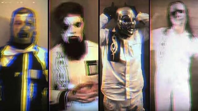 Slipknot y su single 'Birth Of The Cruel'
