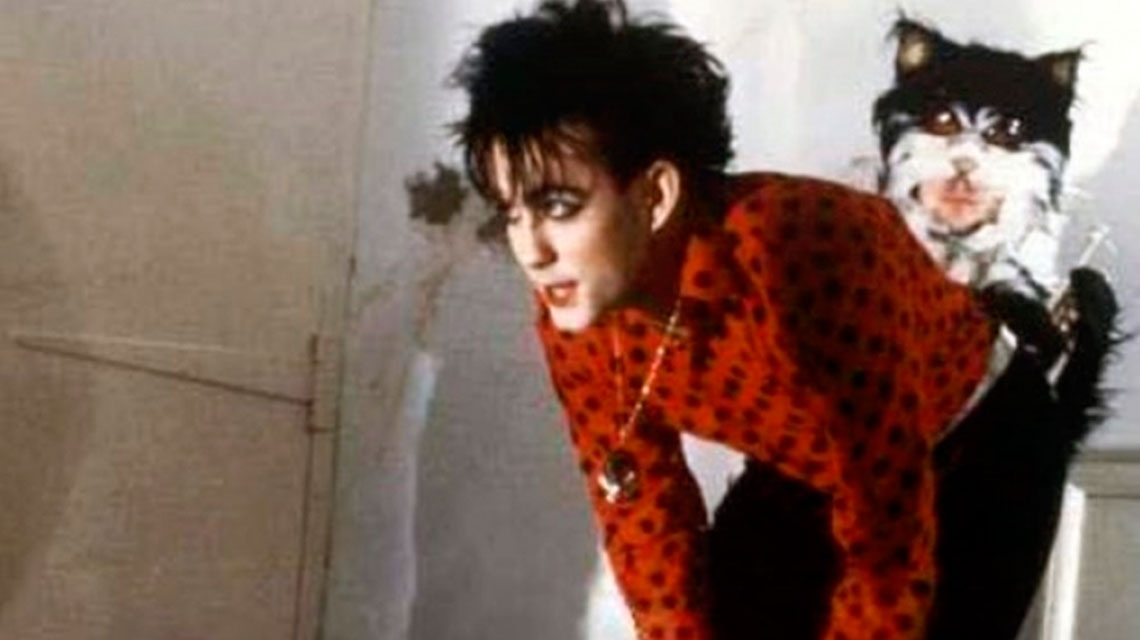 The Cure, a 34 años de 'The Lovecats'